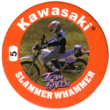 Slammer Whammers > Series 3 > Kawasaki 05-Team-Green.
