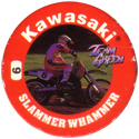 Slammer Whammers > Series 3 > Kawasaki 06-Team-Green.