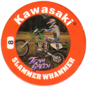 Slammer Whammers > Series 3 > Kawasaki 08-Team-Green.