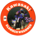 Slammer Whammers > Series 3 > Kawasaki 09-Team-Green.