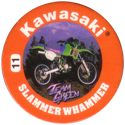 Slammer Whammers > Series 3 > Kawasaki 11-Team-Green.