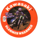Slammer Whammers > Series 3 > Kawasaki 12-Team-Green.