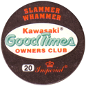 Slammer Whammers > Series 3 > Kawasaki 20-Kawasaki-Good-Times-Owners-Club.