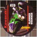 Slammer Whammers > Series 3 > Kawasaki 22-Ninja.