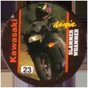 Slammer Whammers > Series 3 > Kawasaki 23-Ninja.