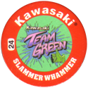 Slammer Whammers > Series 3 > Kawasaki 24-Team-Green.
