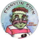 Slammer Whammers > Series 3 > Mini Monsters 07-Franklin-Stien.