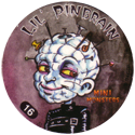 Slammer Whammers > Series 3 > Mini Monsters 16-Lil'-Pinbrain.