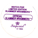 Slammer Whammers > Series 3 > Mini Monsters Back.