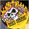 Slammer Whammers > Series 3 > Pure Poison 20-Hot-Head.