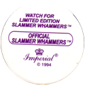 Slammer Whammers > Series 3 > Pure Poison Back.