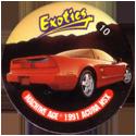 Slammer Whammers > Series 4 > Machine Age 10-1991-Acura-NSX.