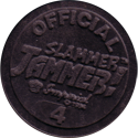 Slammer Whammers > Slammers > Slammer Jammers (numbered) Back-Black-Textured.