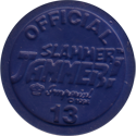 Slammer Whammers > Slammers > Slammer Jammers (numbered) Back-Dark-Blue-Smooth.