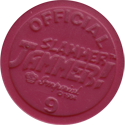 Slammer Whammers > Slammers > Slammer Jammers (numbered) Back-Red-Smooth.