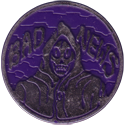 Slammer Whammers > Slammers > Slammer Jammers (unnumbered) Bad-News-Purple-(Silver-Front).