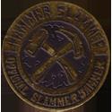 Slammer Whammers > Slammers > Slammer Jammers (unnumbered) Hammer-Slammer-Black-(Gold-Front).