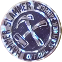Slammer Whammers > Slammers > Slammer Jammers (unnumbered) Hammer-Slammer-Black-(Holographic-Silver-front).
