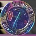 Slammer Whammers > Slammers > Slammer Jammers (unnumbered) Hammer-Slammer-Black-(Multicoloured-front).