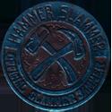 Slammer Whammers > Slammers > Slammer Jammers (unnumbered) Hammer-Slammer-Black-(Turquoise-Front).