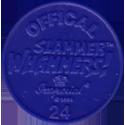 Slammer Whammers > Slammers > Slammer Whammers (numbered) Back-Dark-Blue.