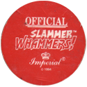 Slammer Whammers > Special Edition Collector Caps > Red Back Back-(Red).