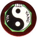 Slammer Whammers > Special Edition Collector Caps > Series 1 L22-Yin-Yang.