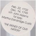 Island Bottlecap Company > U.S. Presidents 01-George-Washington-(back).