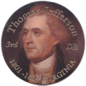 Island Bottlecap Company > U.S. Presidents 03-Thomas-Jefferson.