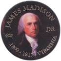Island Bottlecap Company > U.S. Presidents 04-James-Madison.