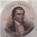 Island Bottlecap Company > U.S. Presidents 05-James-Monroe.