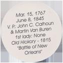 Island Bottlecap Company > U.S. Presidents 07-Andrew-Jackson-(back).