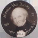 Island Bottlecap Company > U.S. Presidents 08-Martin-Van-Buren.