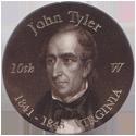 Island Bottlecap Company > U.S. Presidents 10-John-Tyler.