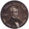 Island Bottlecap Company > U.S. Presidents 11-James-Knox-Polk.