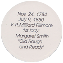 Island Bottlecap Company > U.S. Presidents 12-Zachary-Taylor-(back).