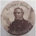 Island Bottlecap Company > U.S. Presidents 12-Zachary-Taylor.