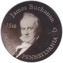 Island Bottlecap Company > U.S. Presidents 15-James-Buchanan.