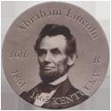 Island Bottlecap Company > U.S. Presidents 16-Abraham-Lincoln.