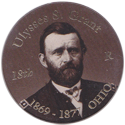 Island Bottlecap Company > U.S. Presidents 18-Ulysses-S.-Grant.