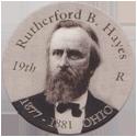 Island Bottlecap Company > U.S. Presidents 19-Rutherford-B.-Hayes.