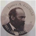 Island Bottlecap Company > U.S. Presidents 20-James-A.-Garfield.
