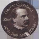 Island Bottlecap Company > U.S. Presidents 22-Grover-Cleveland.