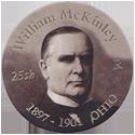 Island Bottlecap Company > U.S. Presidents 25-William-McKinley.
