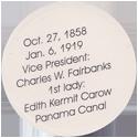 Island Bottlecap Company > U.S. Presidents 26-Theodore-Roosevelt-(back).