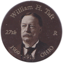 Island Bottlecap Company > U.S. Presidents 27-William-H.-Taft.