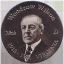 Island Bottlecap Company > U.S. Presidents 28-Woodrow-Wilson.