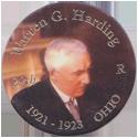 Island Bottlecap Company > U.S. Presidents 29-Warren-G.-Harding.