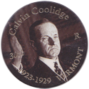 Island Bottlecap Company > U.S. Presidents 30-Calvin-Coolidge.