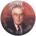 Island Bottlecap Company > U.S. Presidents 32-Franklin-D.-Roosevelt.